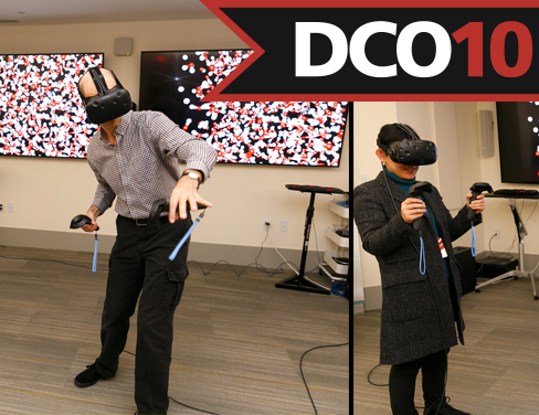Virtual Reality Lets DCO Researchers See C in 3D