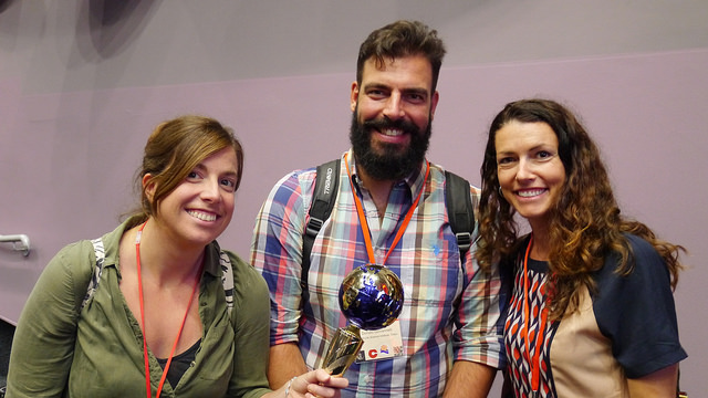 DCO Early Career Scientists win Goldschmidt 2017 Film Festival