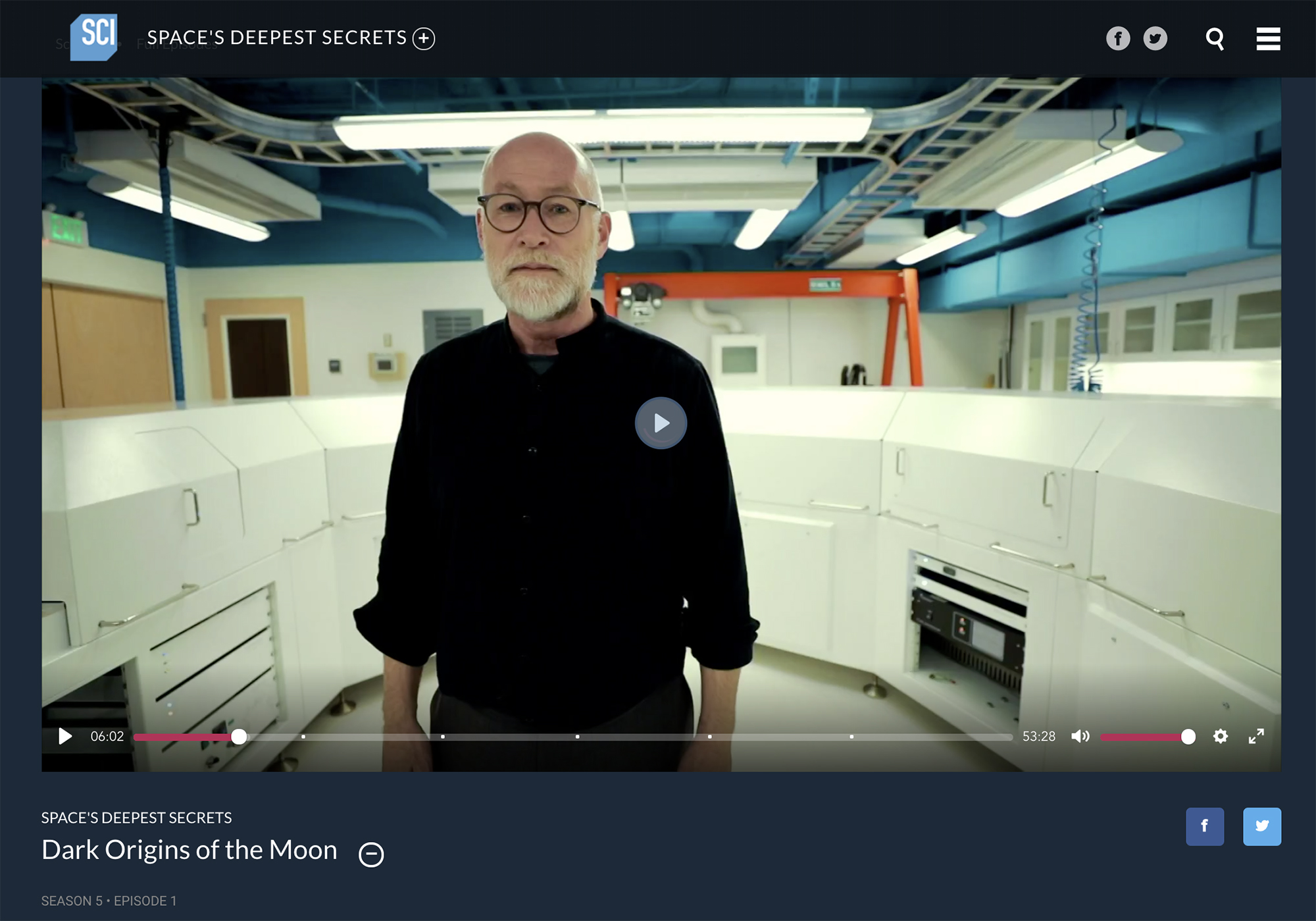 Ed Young Science Channel