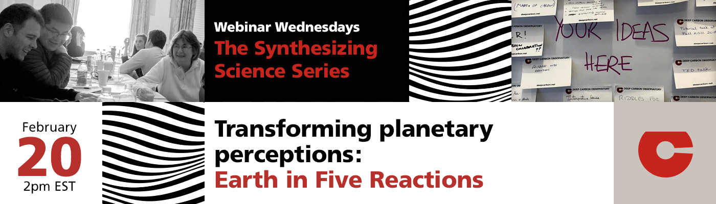 Transforming planetary perceptions: Earth in Five Reactions