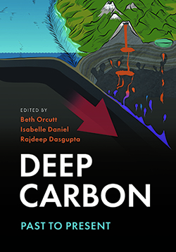 Deep Carbon: Past to Present cover
