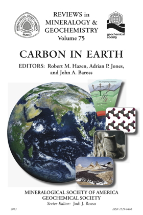 Carbon in Earth cover